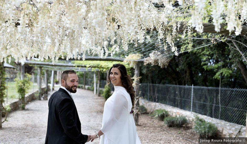La boda de Brian y Beatriz en Sant Joan De Vilatorrada, Barcelona