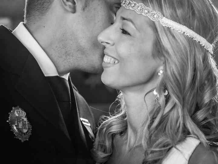 La boda de Sabi y David