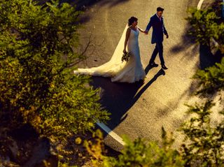 La boda de Almudena y Carlos