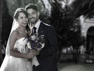 La boda de Diana y Kevin