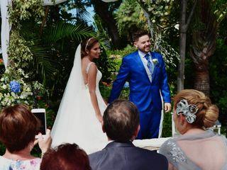 La boda de Patri y Borja