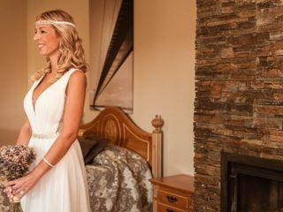 La boda de Sabi y David 2
