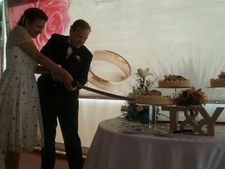 La boda de Yaiza y Tomás