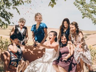 La boda de Suzanne y Sjoerd 2
