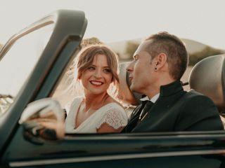 La boda de Edurne y Jose