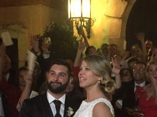 La boda de Fátima  y Cristian  1