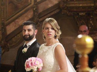 La boda de Fátima  y Cristian