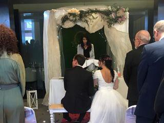 La boda de Jennifer y Mario