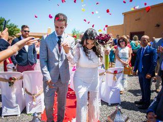 La boda de Ylenia y Ale