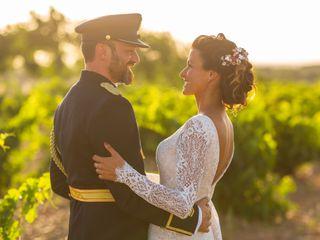 La boda de Juan y Rocio