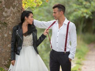 La boda de Iris y Héctor