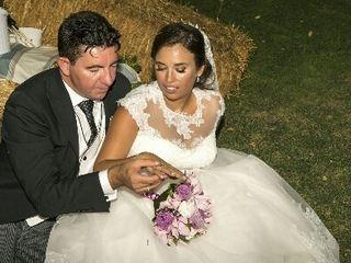 La boda de Laura y Darren 1