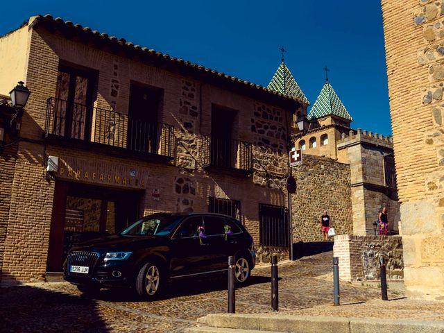 La boda de Carlos y Almudena en Toledo, Toledo 28