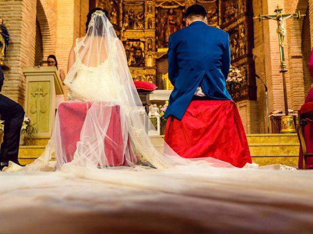La boda de Carlos y Almudena en Toledo, Toledo 33