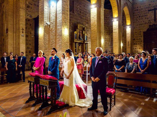 La boda de Carlos y Almudena en Toledo, Toledo 37