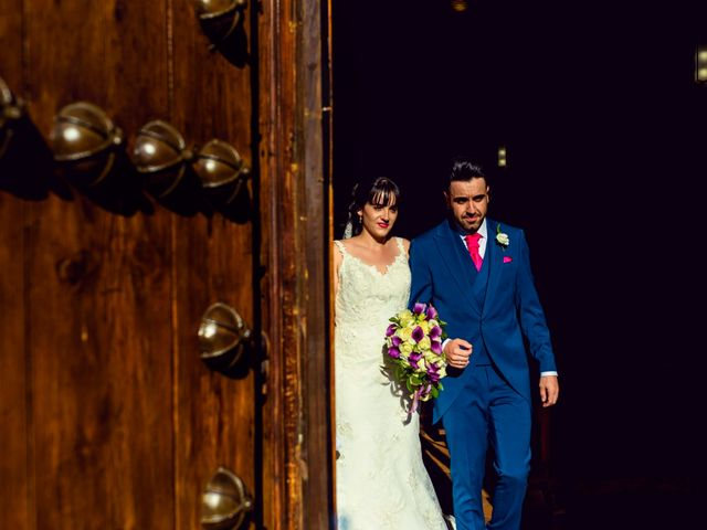 La boda de Carlos y Almudena en Toledo, Toledo 38