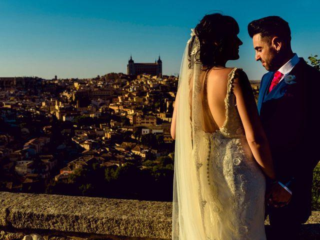 La boda de Carlos y Almudena en Toledo, Toledo 40