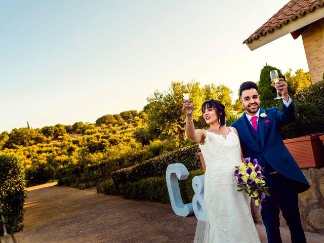 La boda de Carlos y Almudena en Toledo, Toledo 47