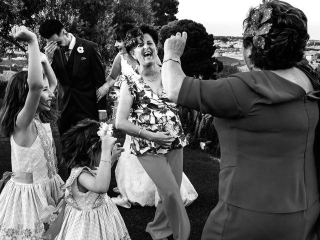 La boda de Carlos y Almudena en Toledo, Toledo 49