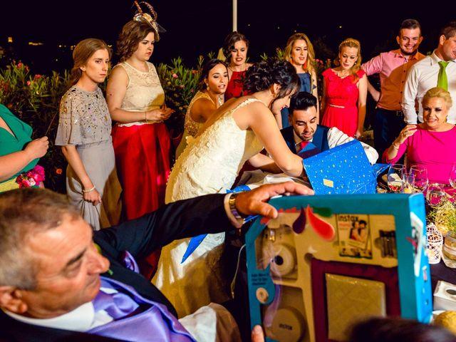 La boda de Carlos y Almudena en Toledo, Toledo 55