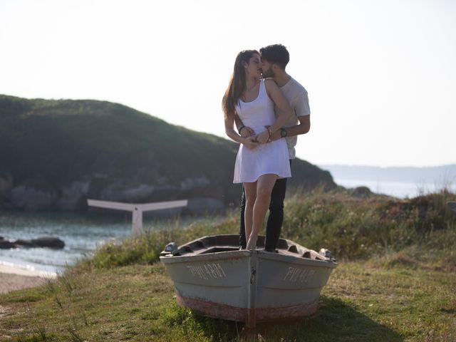 La boda de Kevin y Diana en Xubin, A Coruña 10