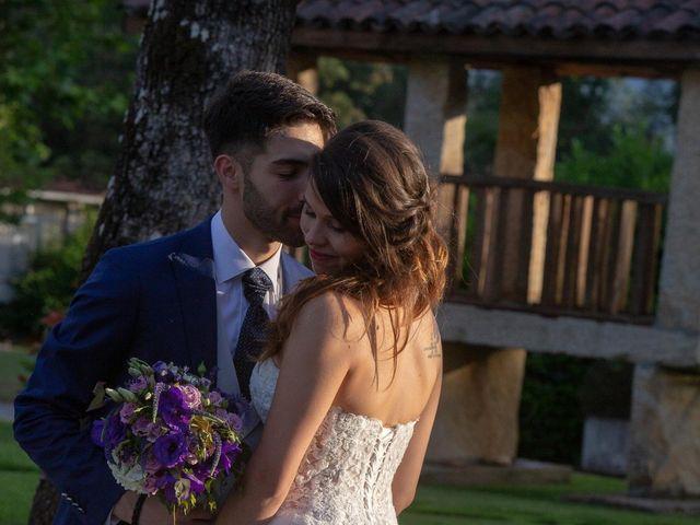 La boda de Kevin y Diana en Xubin, A Coruña 27