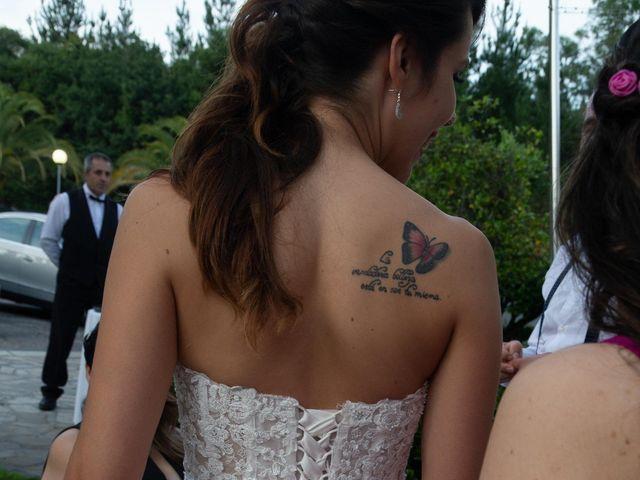 La boda de Kevin y Diana en Xubin, A Coruña 28
