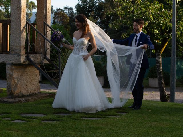 La boda de Kevin y Diana en Xubin, A Coruña 29