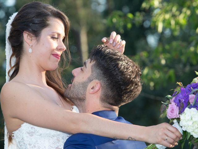 La boda de Kevin y Diana en Xubin, A Coruña 31
