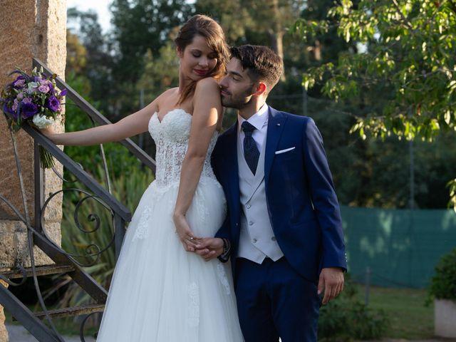 La boda de Kevin y Diana en Xubin, A Coruña 32