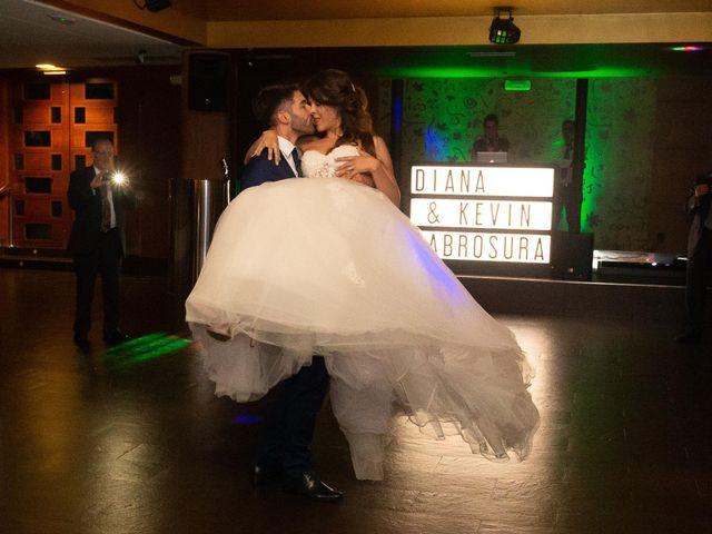 La boda de Kevin y Diana en Xubin, A Coruña 41