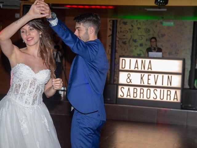 La boda de Kevin y Diana en Xubin, A Coruña 47