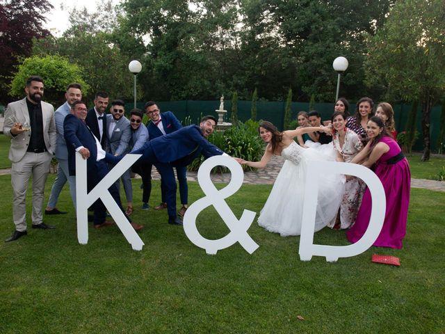 La boda de Kevin y Diana en Xubin, A Coruña 55
