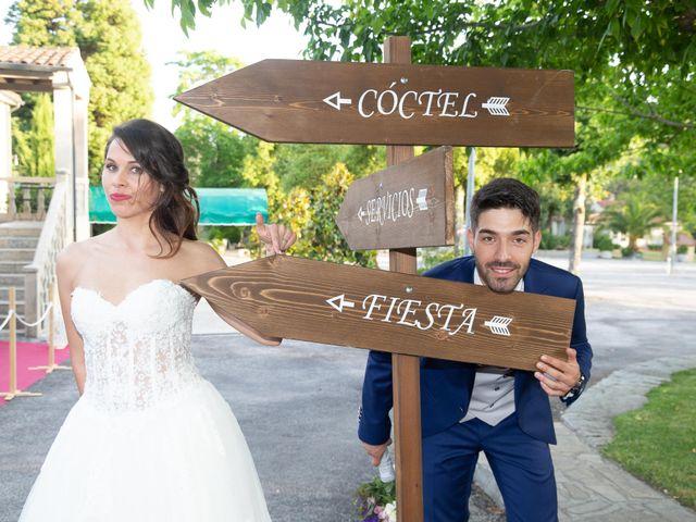 La boda de Kevin y Diana en Xubin, A Coruña 57
