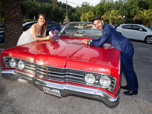 La boda de Kevin y Diana en Xubin, A Coruña 71