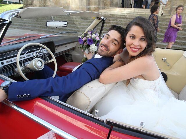 La boda de Kevin y Diana en Xubin, A Coruña 74