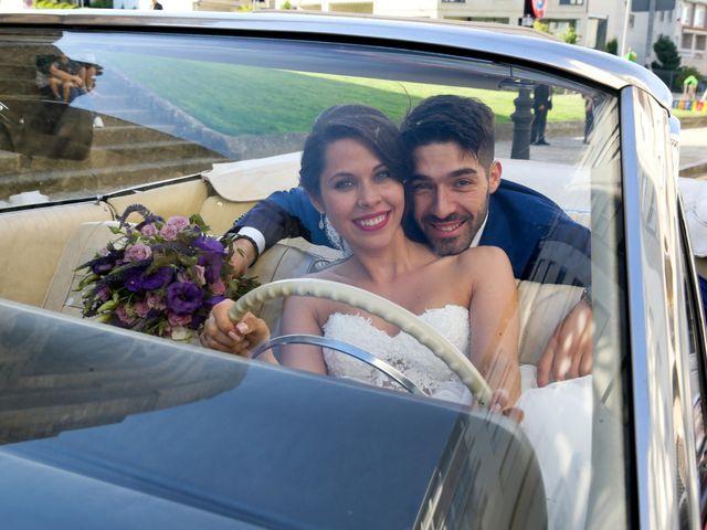 La boda de Kevin y Diana en Xubin, A Coruña 76