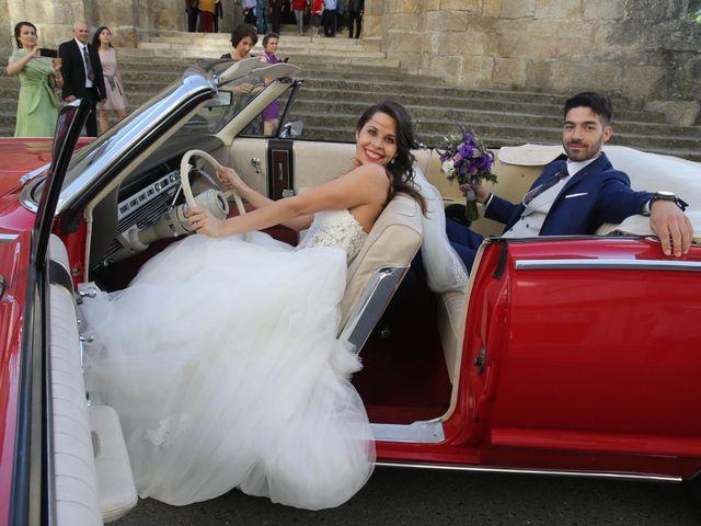 La boda de Kevin y Diana en Xubin, A Coruña 78