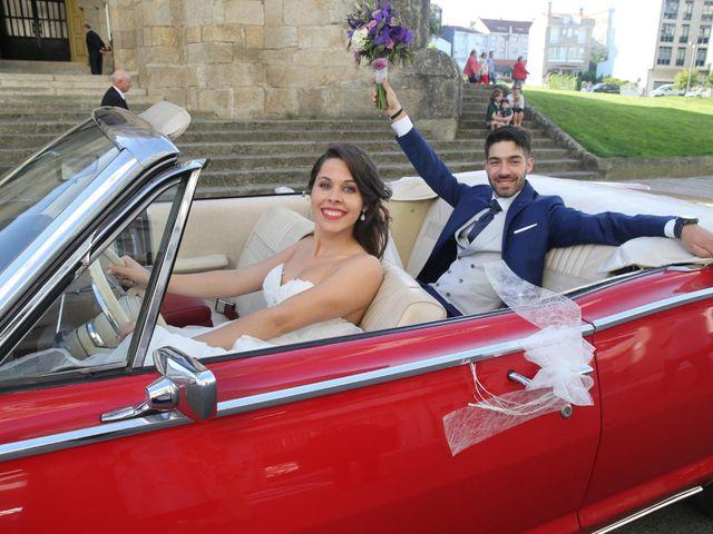 La boda de Kevin y Diana en Xubin, A Coruña 79