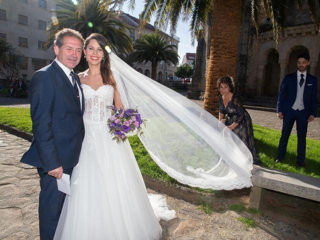 La boda de Kevin y Diana en Xubin, A Coruña 89