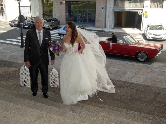 La boda de Kevin y Diana en Xubin, A Coruña 93