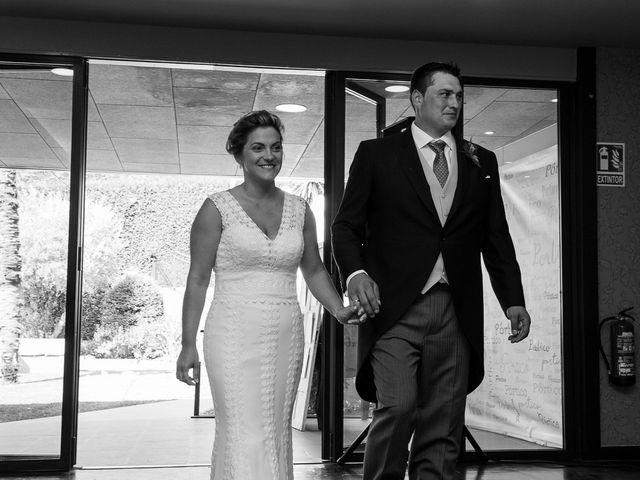 La boda de Alberto y Begoña en Santiago De Compostela, A Coruña 46