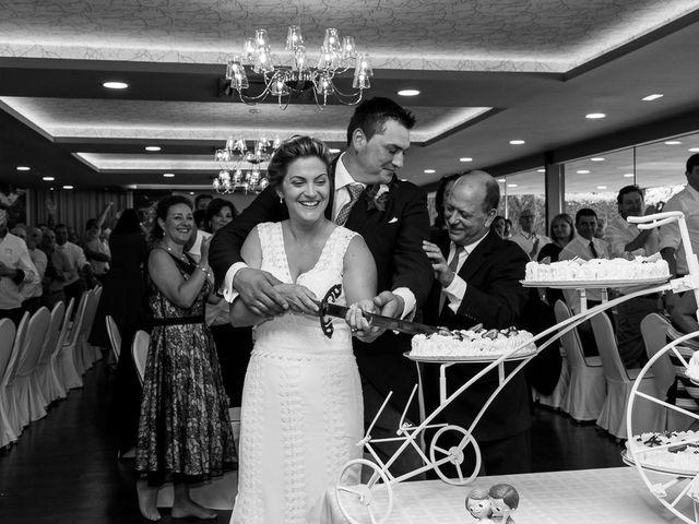 La boda de Alberto y Begoña en Santiago De Compostela, A Coruña 47