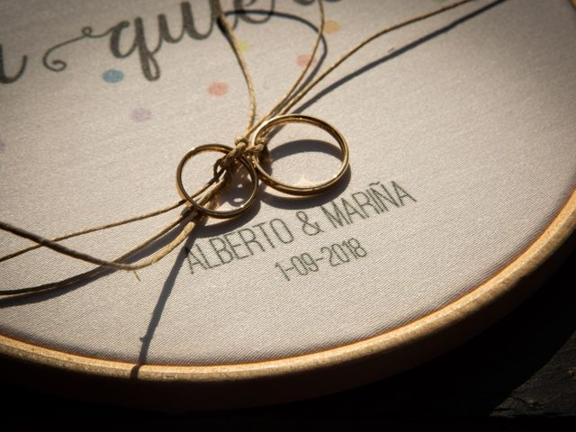 La boda de Alberto y Mariña en A (Ribadeo Devesa (Santalla), Lugo 2