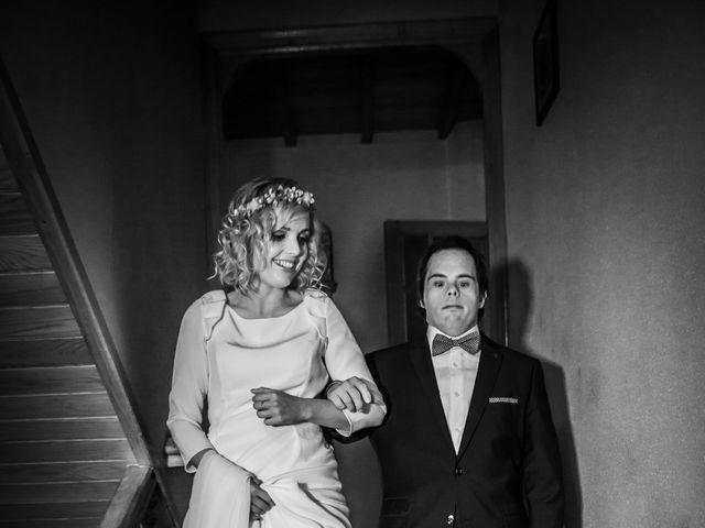 La boda de Alberto y Mariña en A (Ribadeo Devesa (Santalla), Lugo 6