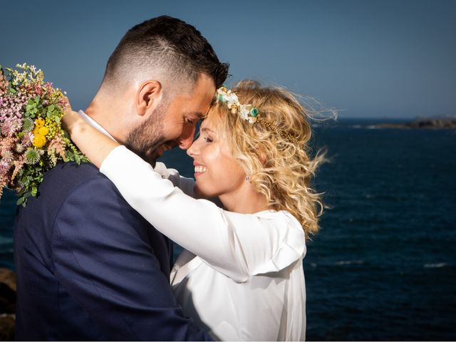 La boda de Mariña y Alberto