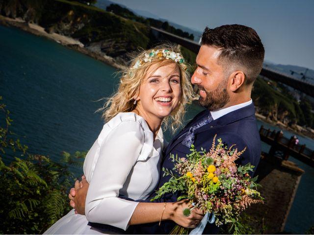 La boda de Alberto y Mariña en A (Ribadeo Devesa (Santalla), Lugo 12