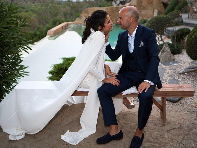 La boda de Jorge y Vicky en Bolonia, Cádiz 1