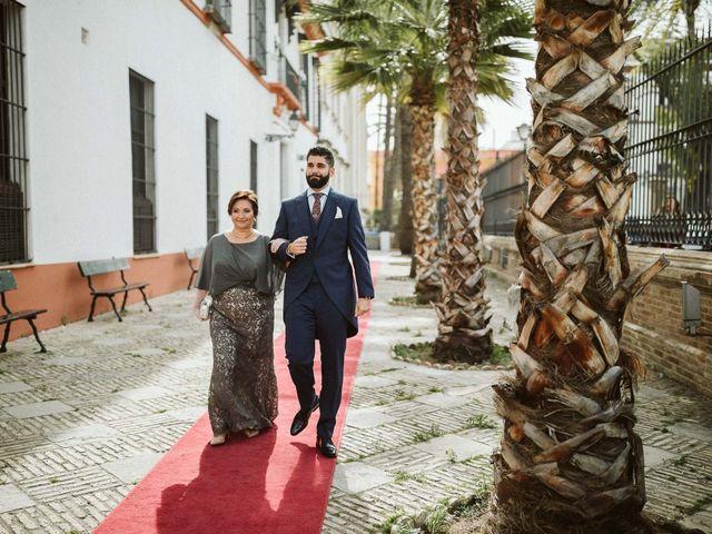 La boda de Alejandro y Mamen en Alcala De Guadaira, Sevilla 23