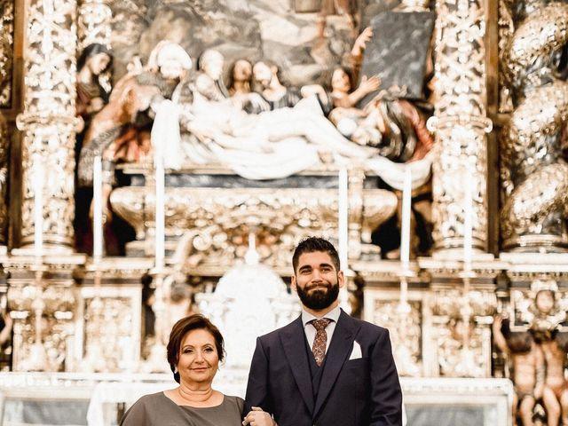 La boda de Alejandro y Mamen en Alcala De Guadaira, Sevilla 26